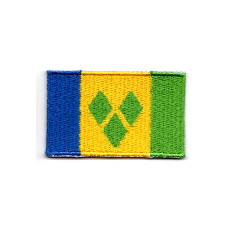 Flagga Saint Vincent och Grenadinerna