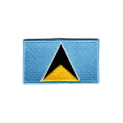 Flagga Saint Lucia