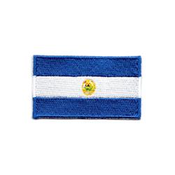 Flagga Nicaragua