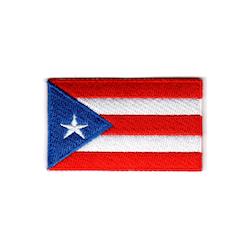 Flagga Puerto Rico