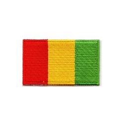 Flagga Guinea