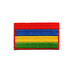 Flagga Mauritius