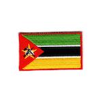 Flagga Moçambique