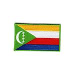 Flagga Komorerna