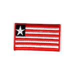 Flagga Liberia