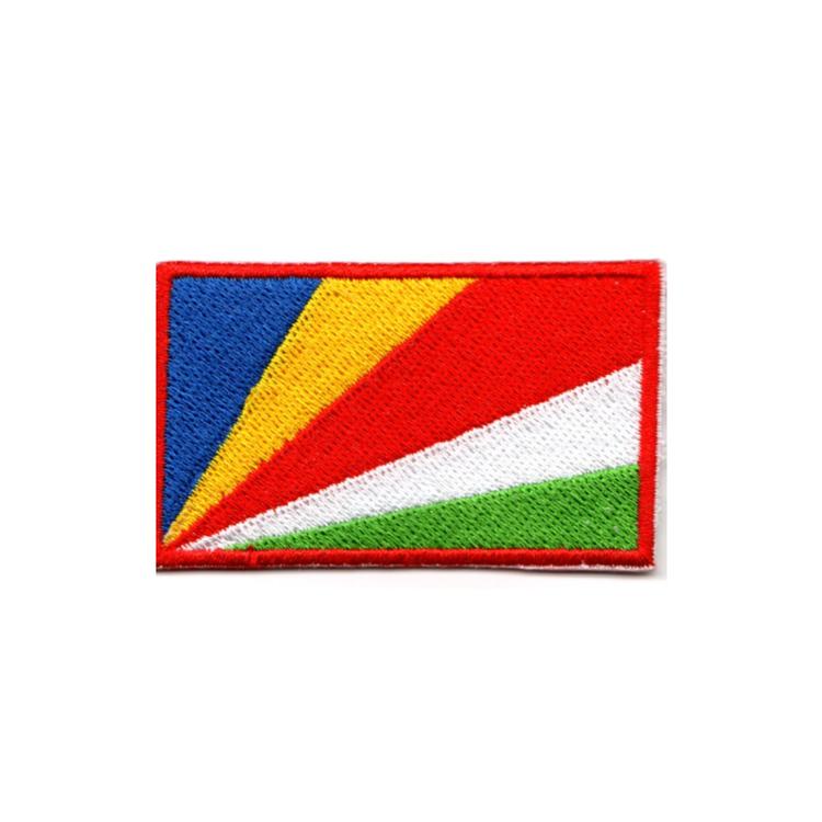 Flagga Seychellerna