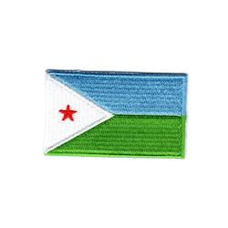 Flagga Djibouti