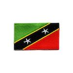 Flagga Saint Kitts och Nevis