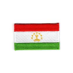 Flagga Tadzjikistan