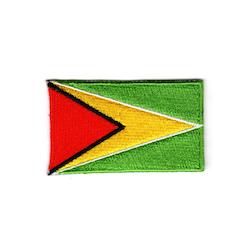 Flagga Guyana