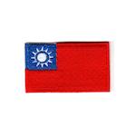 Flagga Taiwan