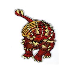 Dinosaurie - Ankylosaurus