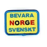 Bevara Norge svenskt