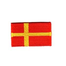Flagga Skåne