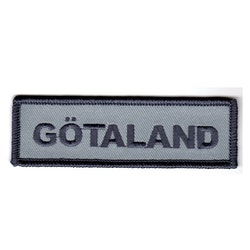 Regionsmärke: Götaland