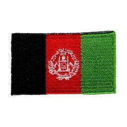 Flagga Afghanistan