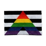 Pride Ally-Flagga
