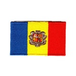 Flagga Andorra