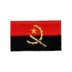 Flagga Angola