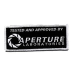 Tested and approved by Aperture