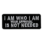 Your approval is not needed