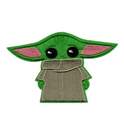 Baby Yoda (L)