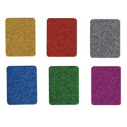 Laglapp - Glitter (flera färger)