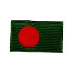Flagga Bangladesh