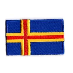 Flagga Åland