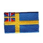 Flagga Svensk-norska unionen 1844-1905