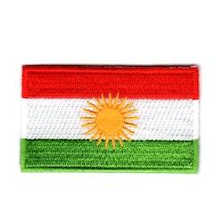 Flagga Kurdistan