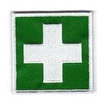 Sjukvård - Vitt kors - Första Hjälpen