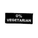 0% vegetarian