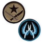 CS:GO - T/CT emblem