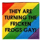 Turning the frogs Gay