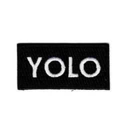 Yolo - Morale/Pencil patch