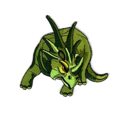 Dinosaurie - Triceratops