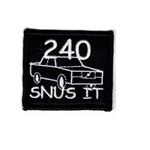 240 Snus it