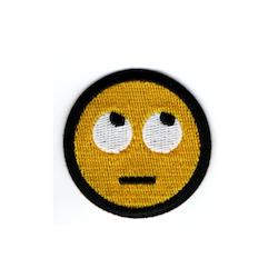 Rullande ögon - Emoji