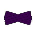Spegatt (Purple - Purple - Purple)