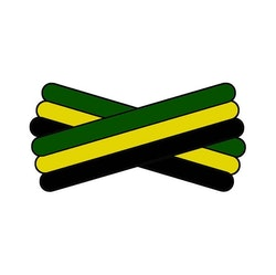 Spegatt (Green - Yellow - Black)