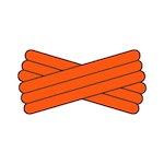 Spegatt (Orange - Orange - Orange)