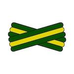 Spegatt (Green - Yellow - Green)