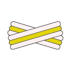 Spegatt (White - Yellow - White)