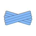 Spegatt (Light Blue - Light Blue - Light Blue)