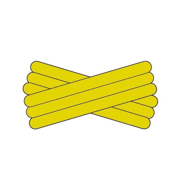 Spegatt (Yellow - Yellow - Yellow)