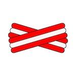 Spegatt (Red - White - Red)