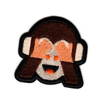 See-No-Evil Apa - Emoji