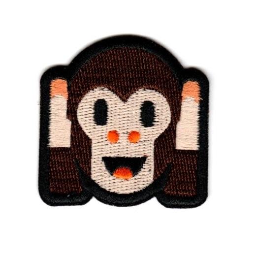 Hear-No-Evil Apa - Emoji
