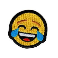 Glädjetårar / Tårar av skratt - Emoji